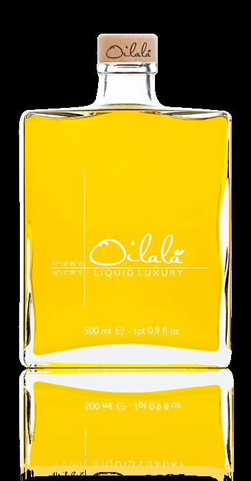Oilio Oilala bottiglia olio extra vergine