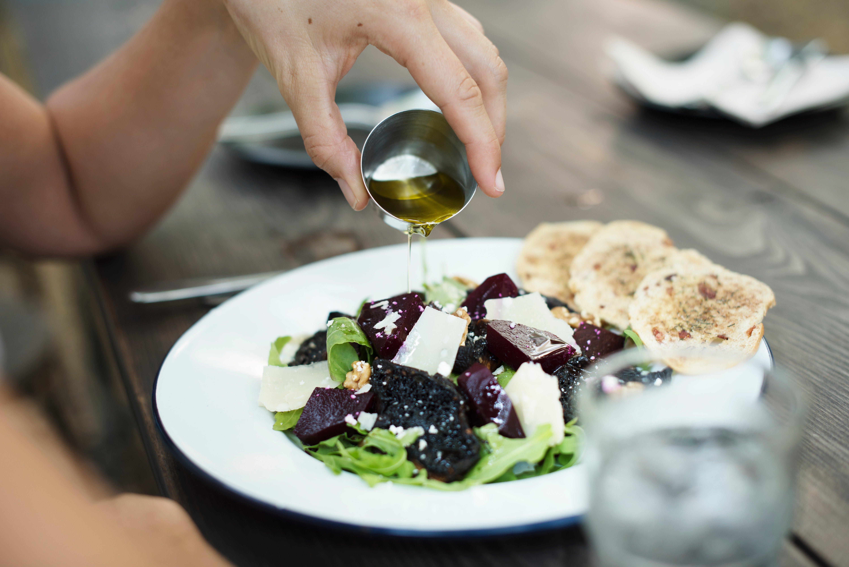 Olio extravergine di oliva e colesterolo