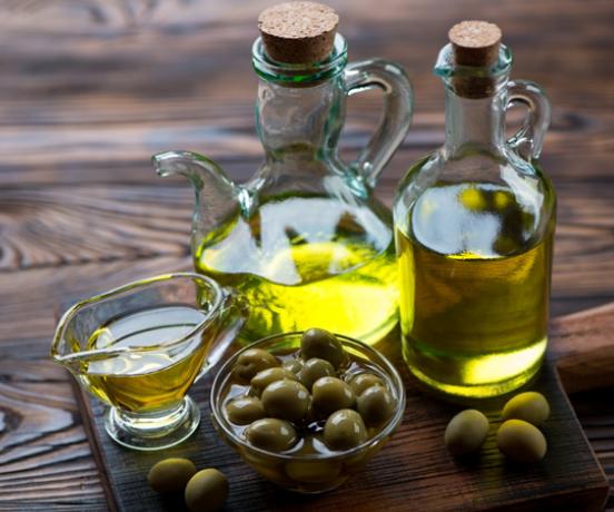 Olive oil cholesterol