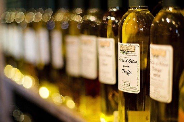 Produzione di olio di oliva mondiale