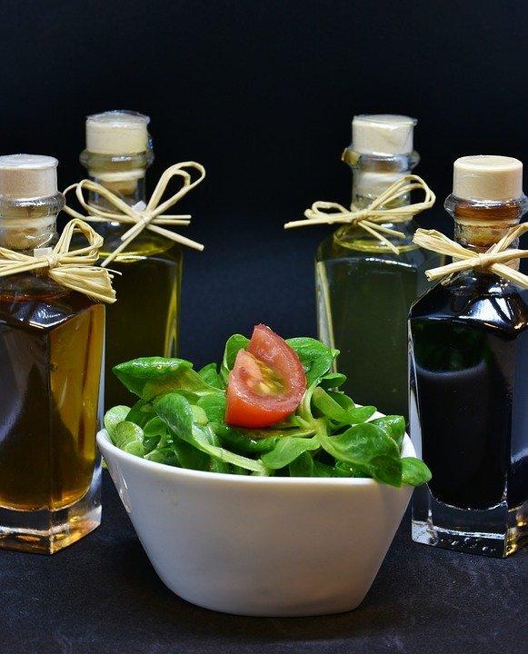olive oil for salads