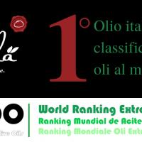 miglior olio extravergine italiano al mondo